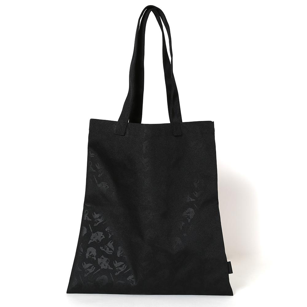 EVANGELION CORDURA Nylon Tote Bag (ブラック) / RADIO EVA