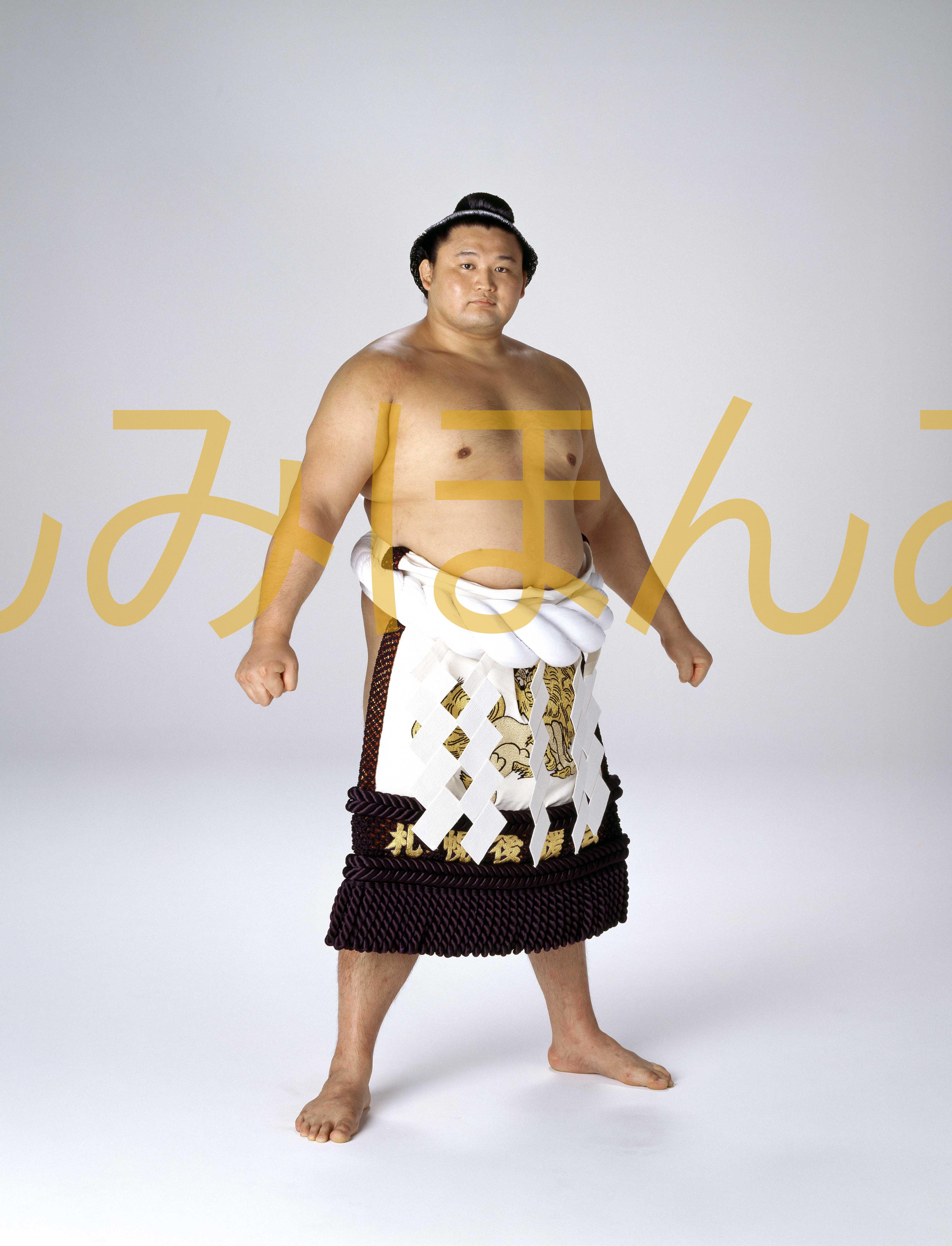 平成9年7月場所優勝 横綱 貴乃花光司関(17回目の優勝)