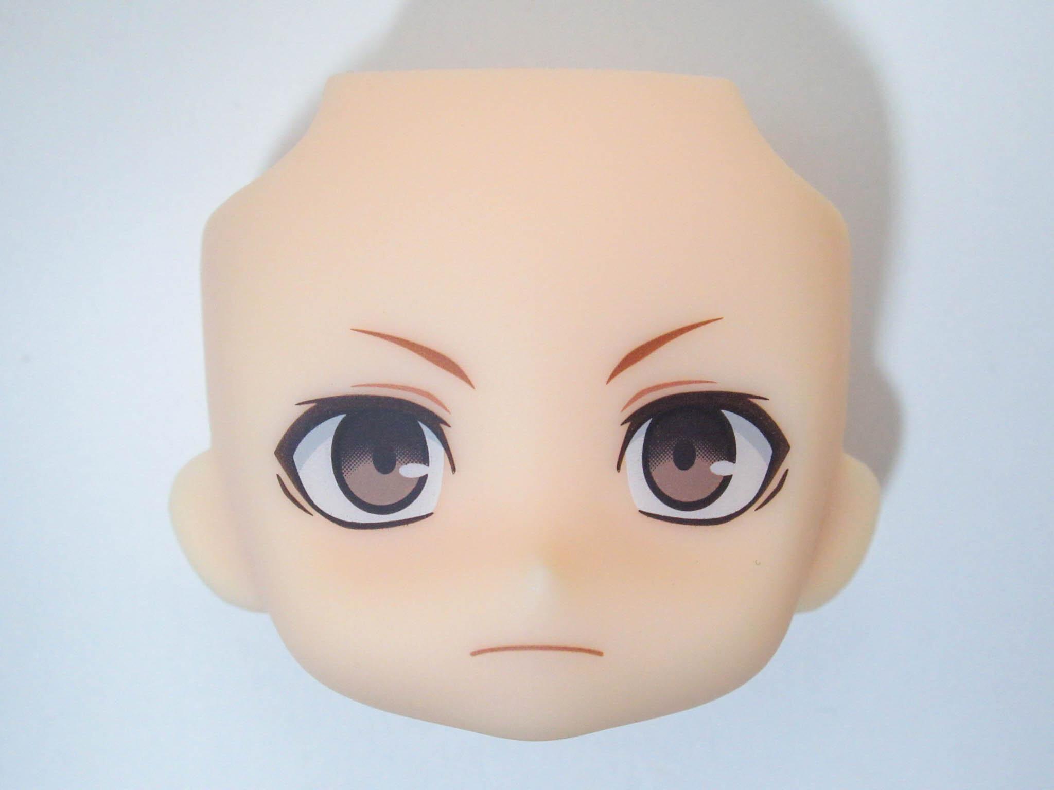 【1162】 坂本竜司 怪盗服Ver. 顔パーツ 普通 ねんどろいど