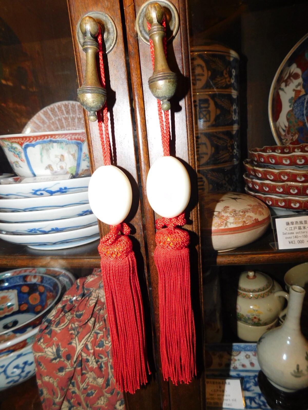 鐘乳石風鎮 stalactites for hanging-scroll weight