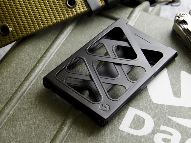 CERA-BLACK Titanium + CLIP Cardcase - 画像5