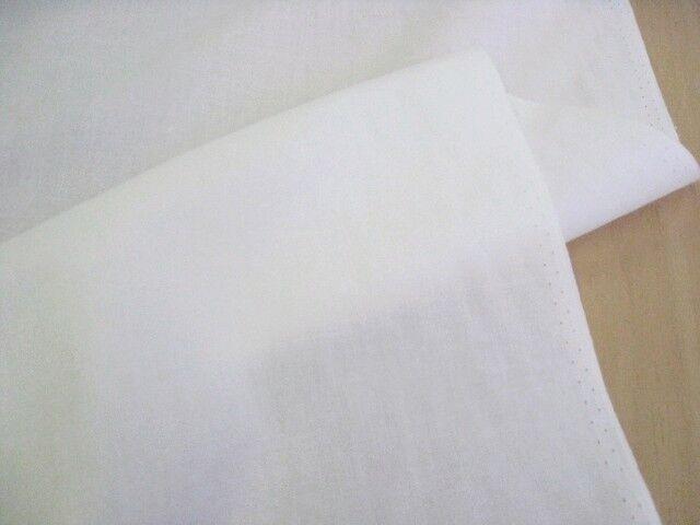 綿コーマブロードクロス オフホワイト CTN-0179