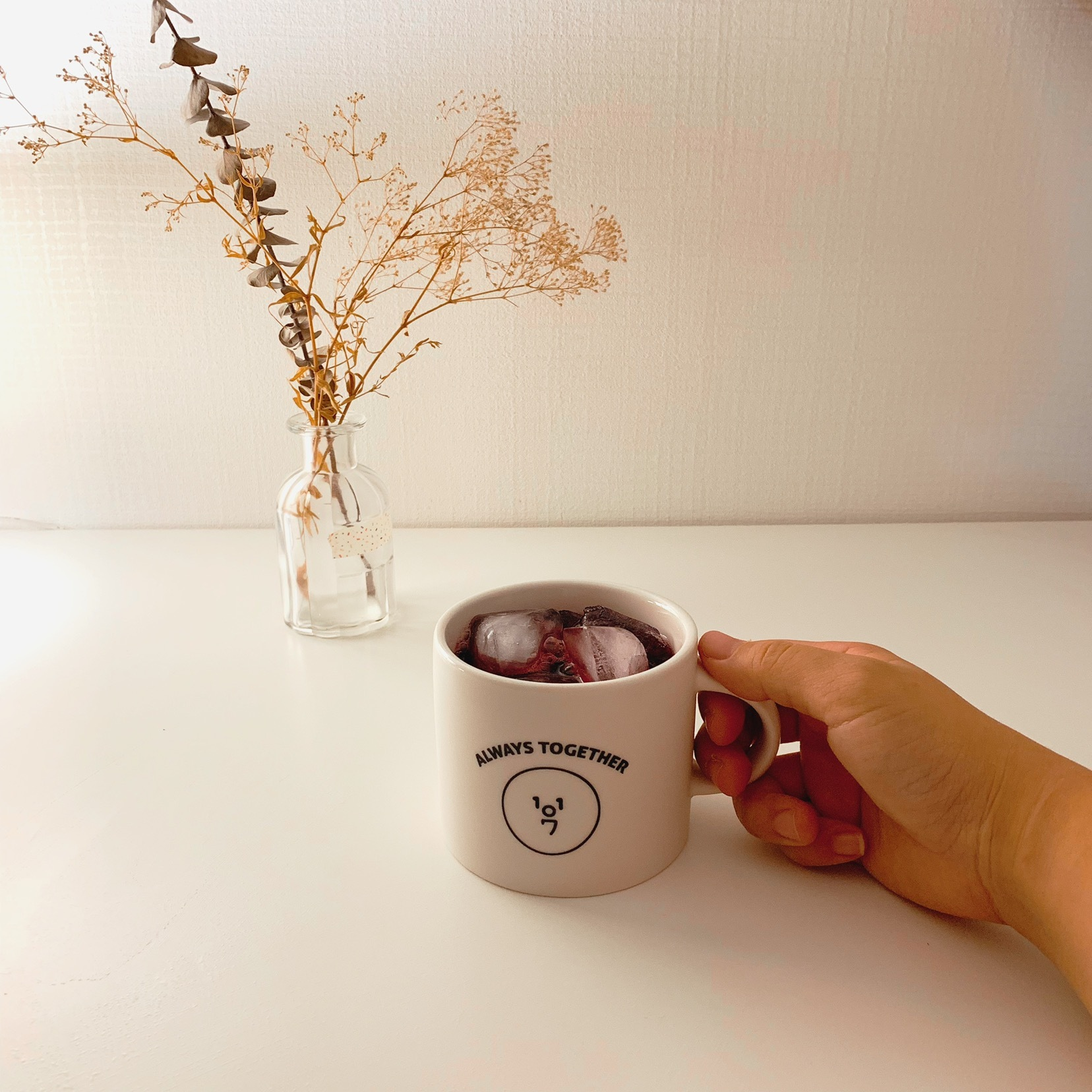 [OL-23] 1107ロゴ マグカップ(全2色)