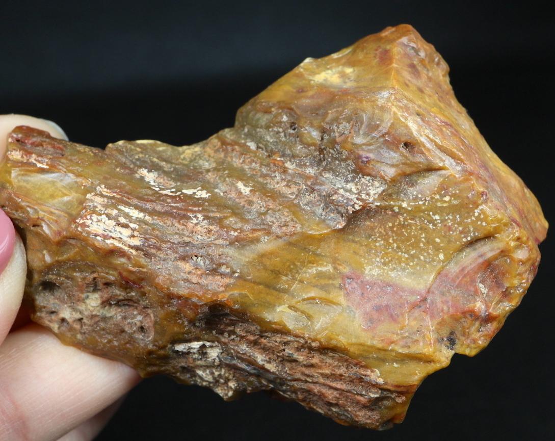 自主採掘!カリフォルニア産 ラビックジャスパー  91,3g LVJ001 鉱物 天然石 原石 パワーストーン
