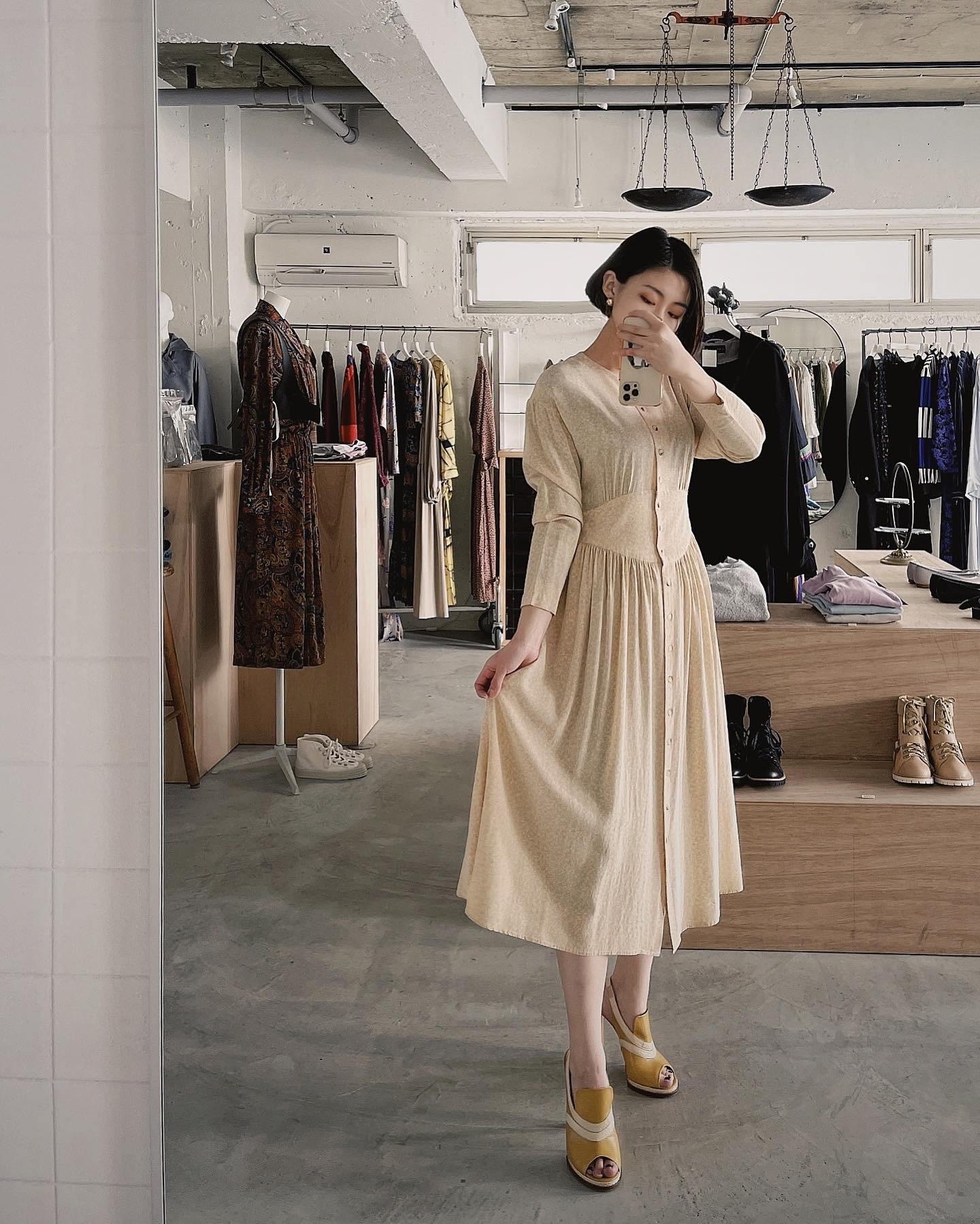 """""""Lizclaiborne"""" vintage dress"""