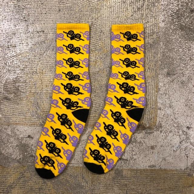 SANTA MONICA AIRLINES #SMA Socks