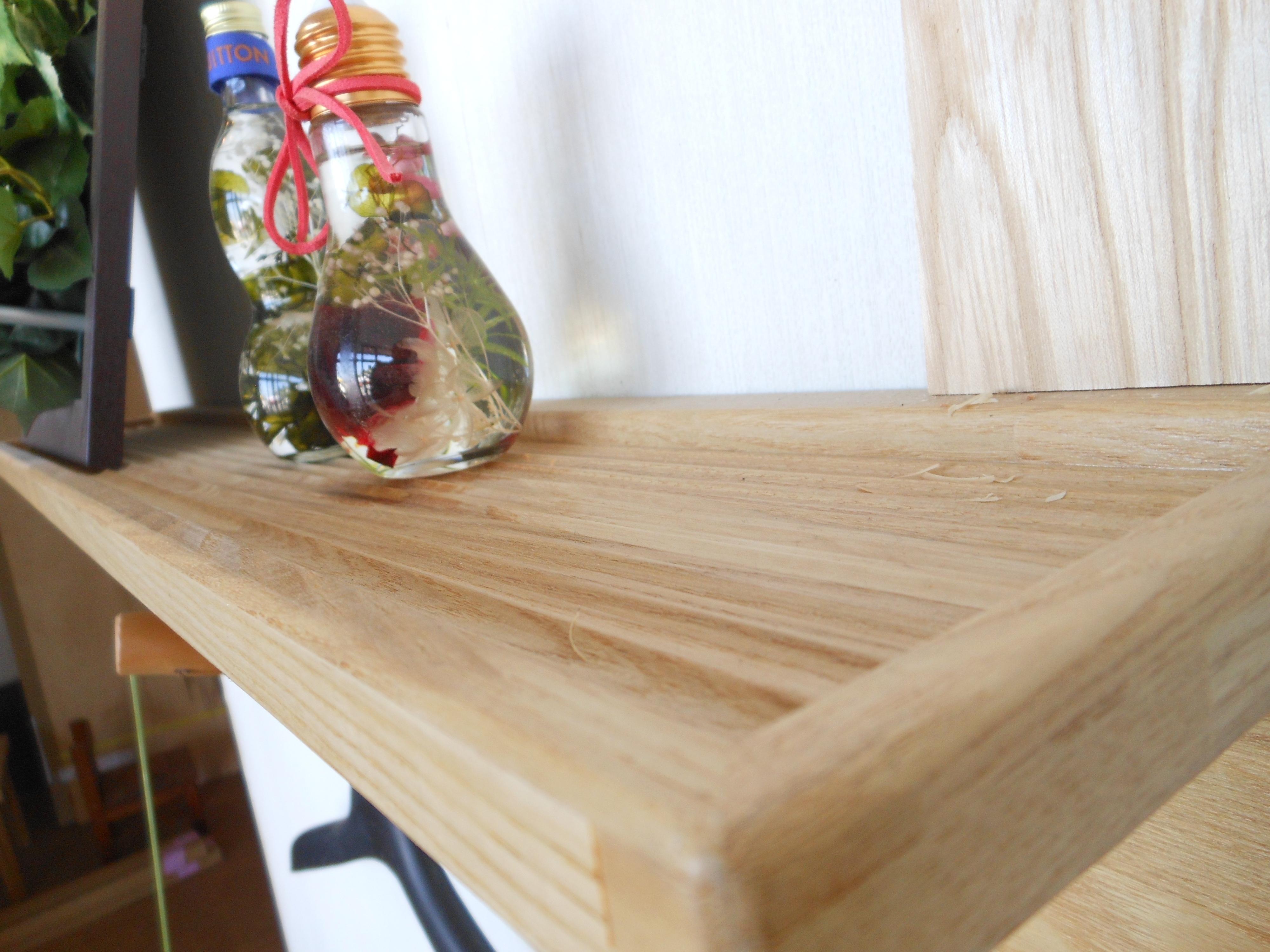 【木製ハンガーラック】  - 画像3