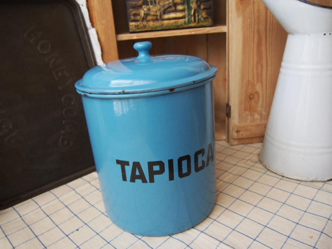 キャニスター(TAPIOCA)