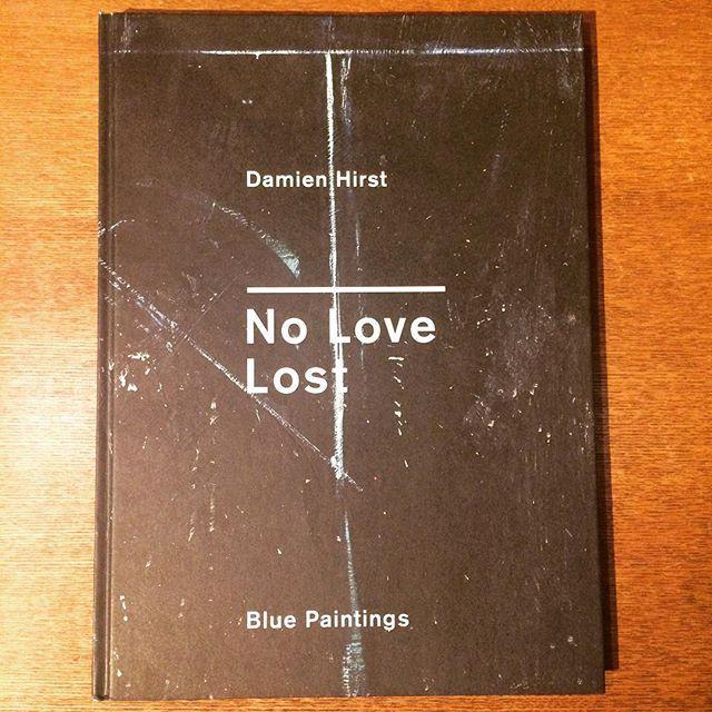 画集「No Love Lost/Damien Hirst」 - 画像1