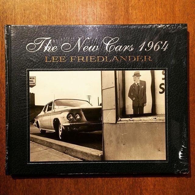 写真集「The New Cars 1964/Lee Friedlander」 - 画像1