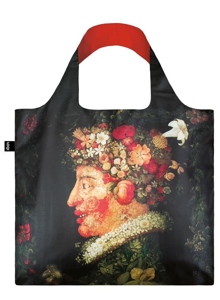 LOQI エコバック GIUSEPPE ARCIMBOLDO Spring, 1573 Bag