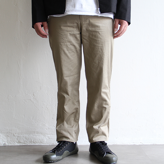 STILL BY HAND  【 mens 】standerd chino pants
