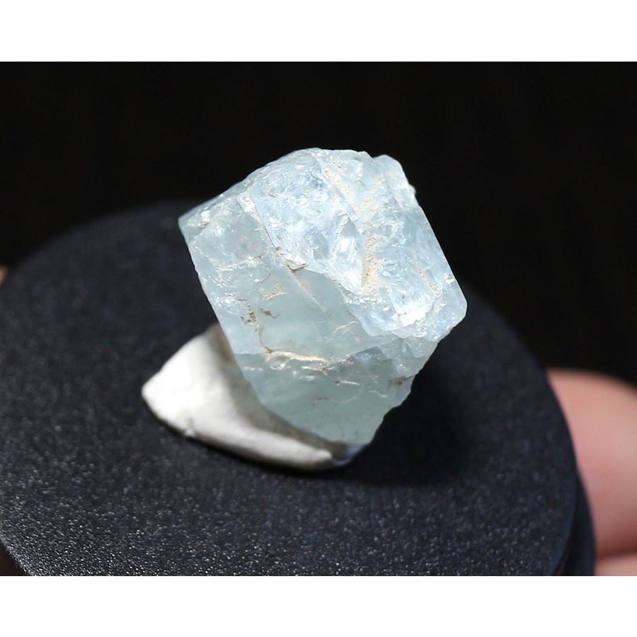 カリフォルニア産 アクアマリン 3,5g 原石 AQ018