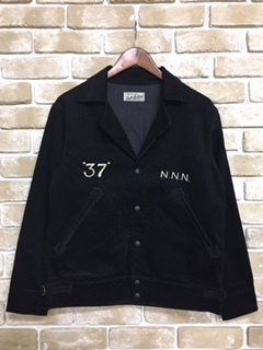 CORDUROY JACKET 2nd Type (BLACK)