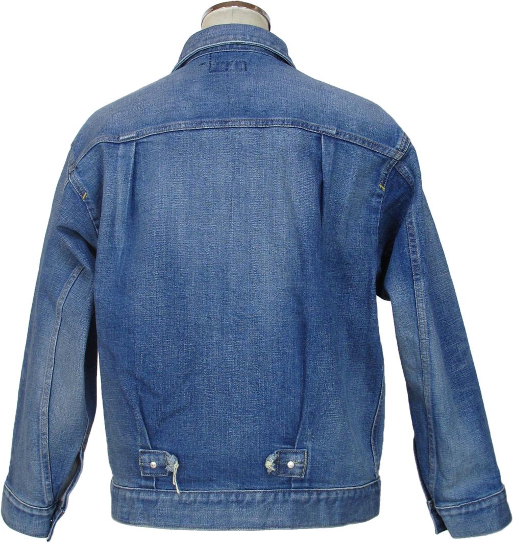 modern jacket type2nd. 3years - 画像4