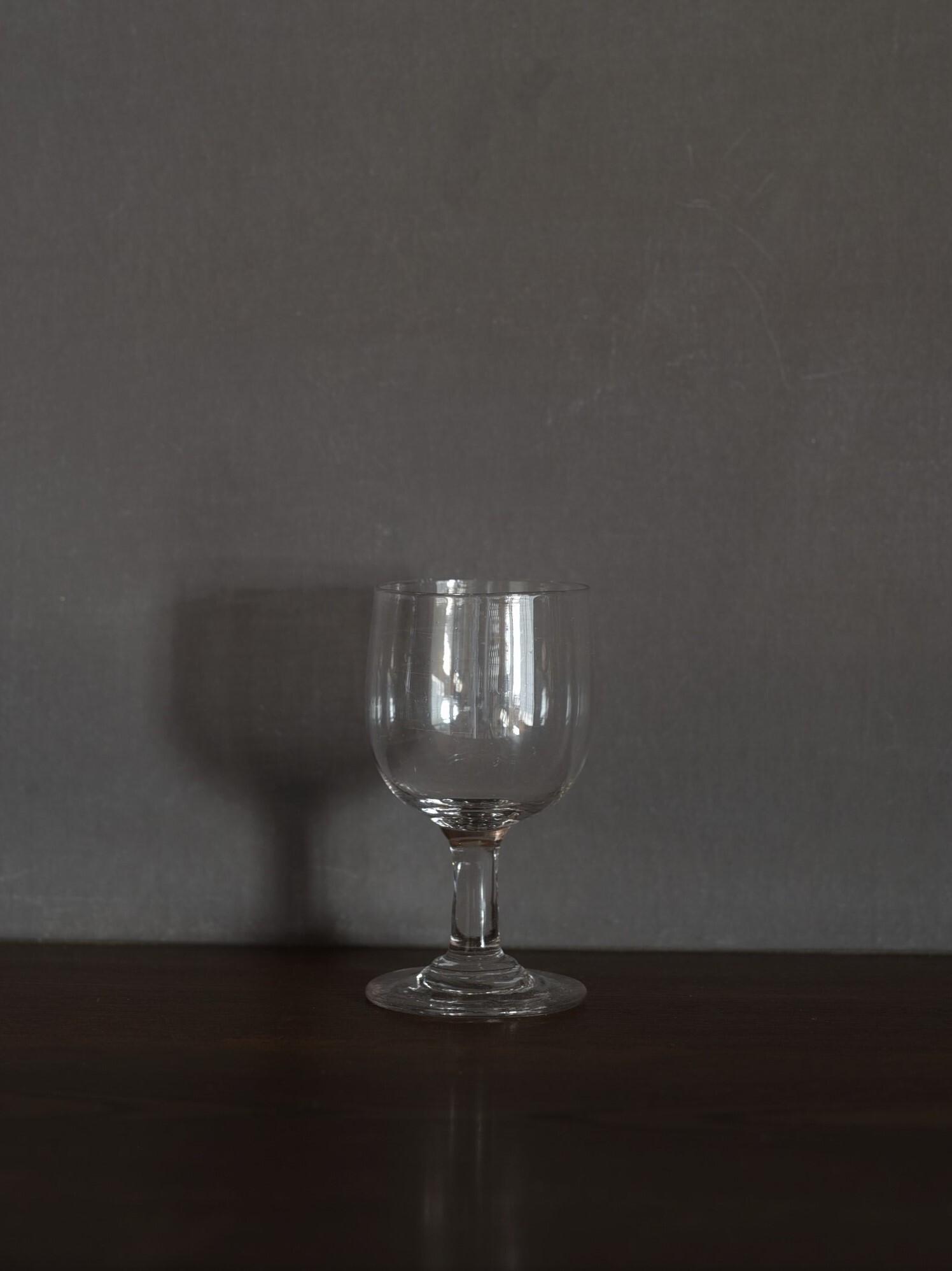 antique | ワイングラス-wine glass