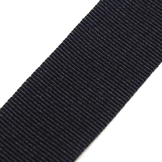 YKK グログランテープ TG03 18mm 黒/カラー 10m