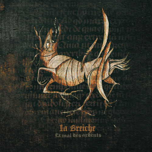 LA BREICHE - Le Mal Des Ardents CD - 画像1