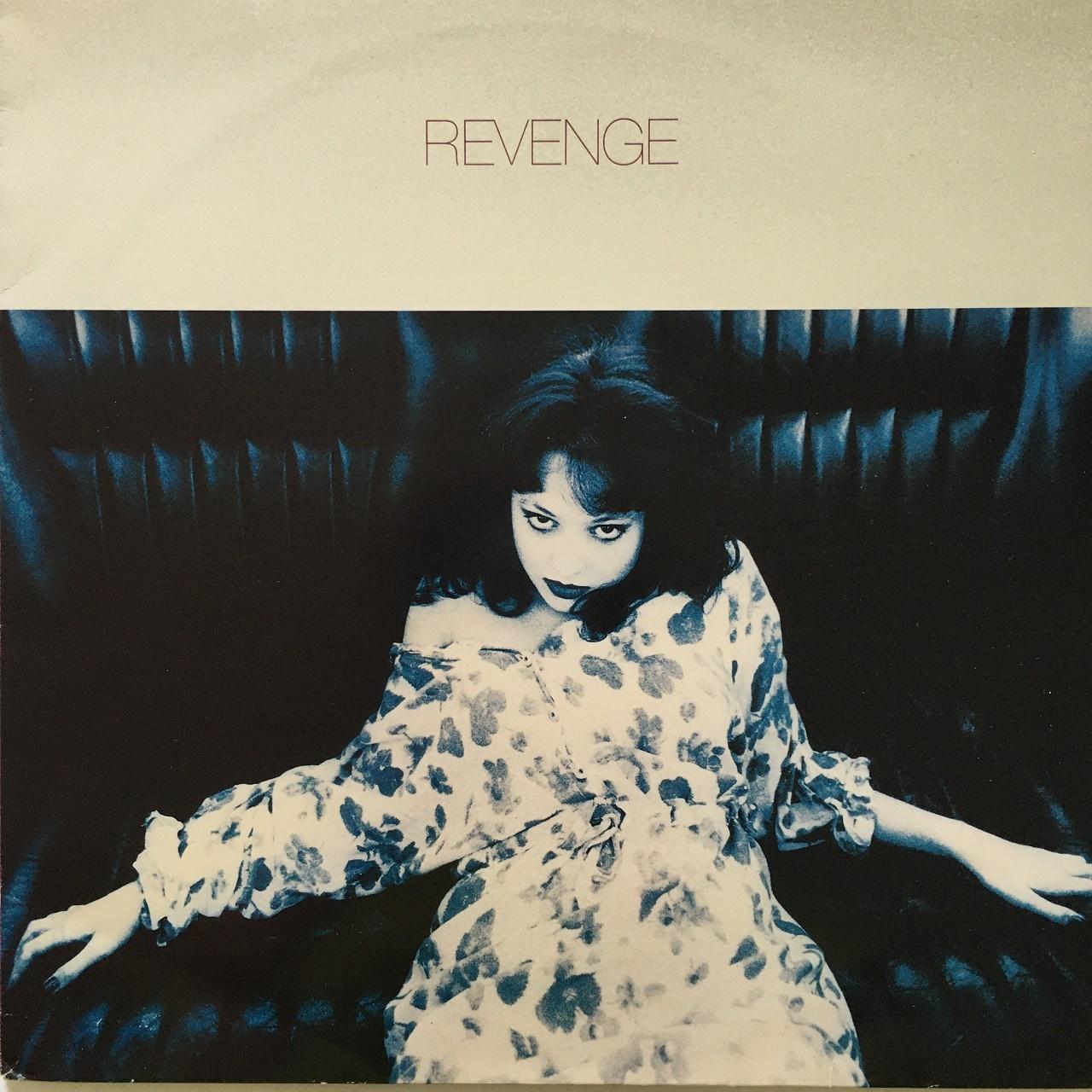 【12inch・英盤】Revenge / 7 Reasons