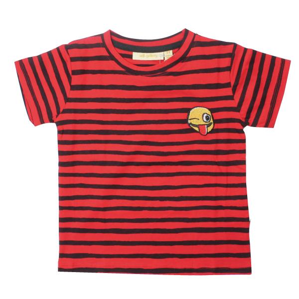 Soft Gallery Border T-shirt ( 3y,4y,8y )