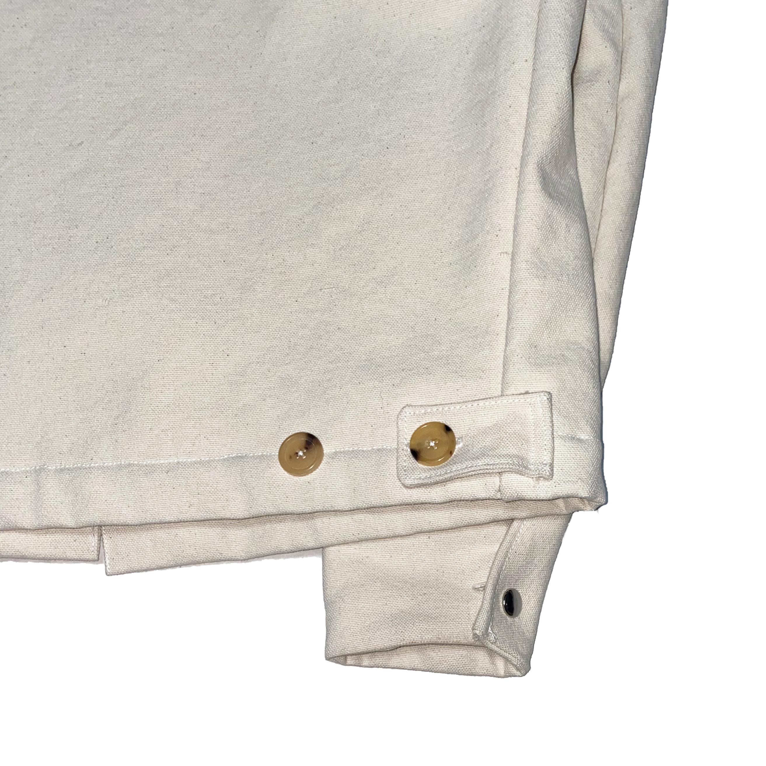 Petroit Work Jacket / White - 画像5