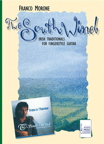 AMB3071 The South Wind / Franco Morone (TAB譜+CD)