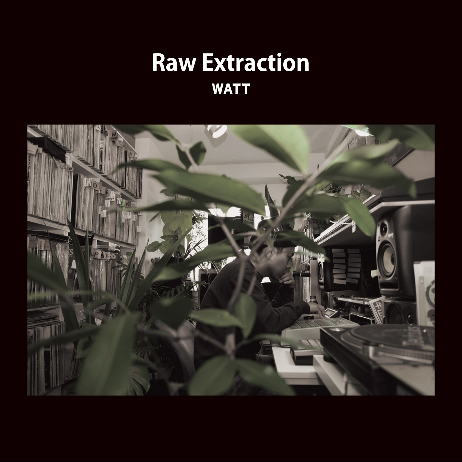 [CD] WATT / Raw Extraction