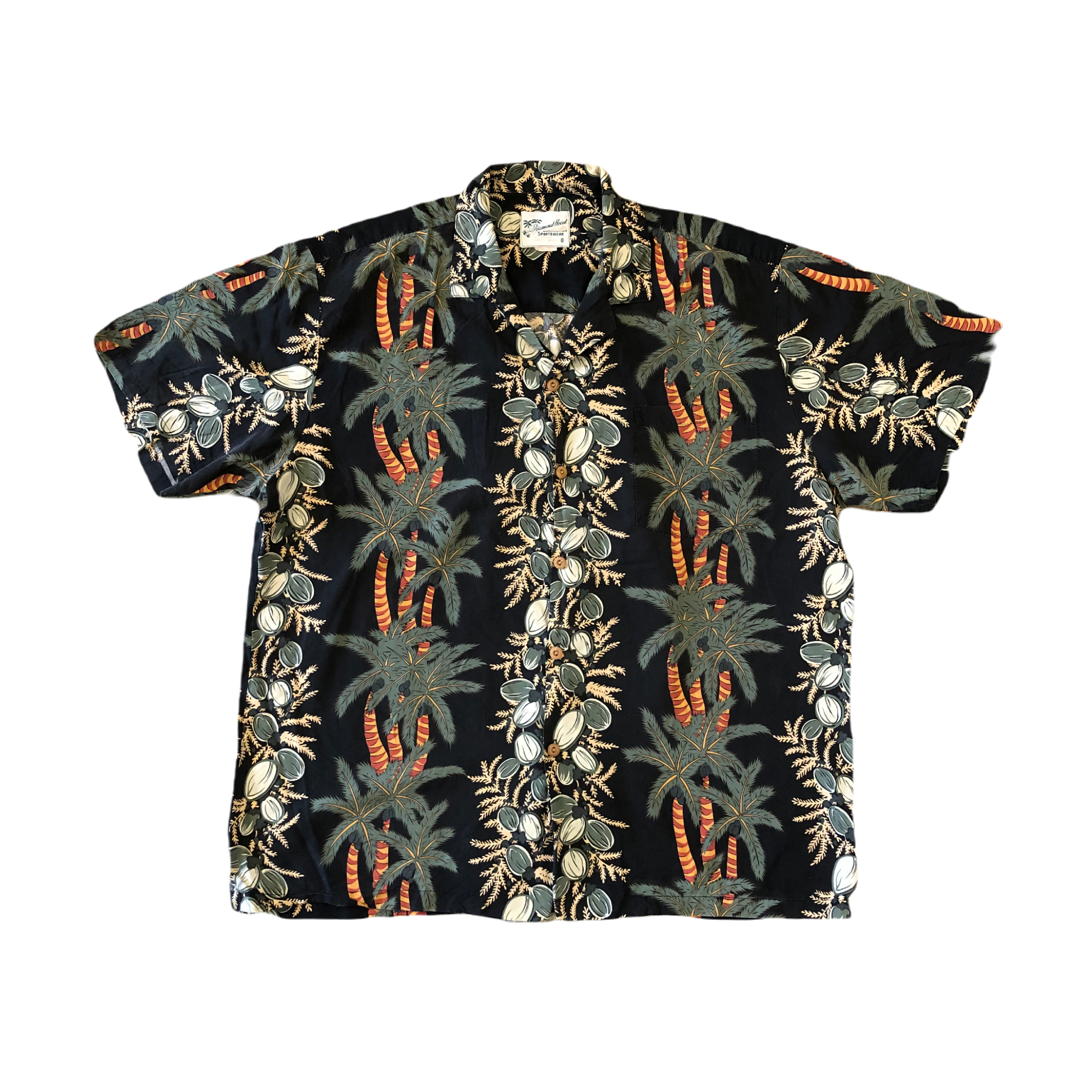 Diamond Head Aloha Shirts ¥5,900+tax