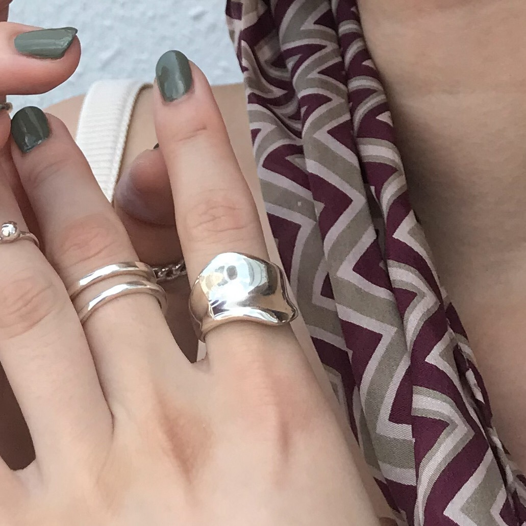 R-S2 silver925 ring