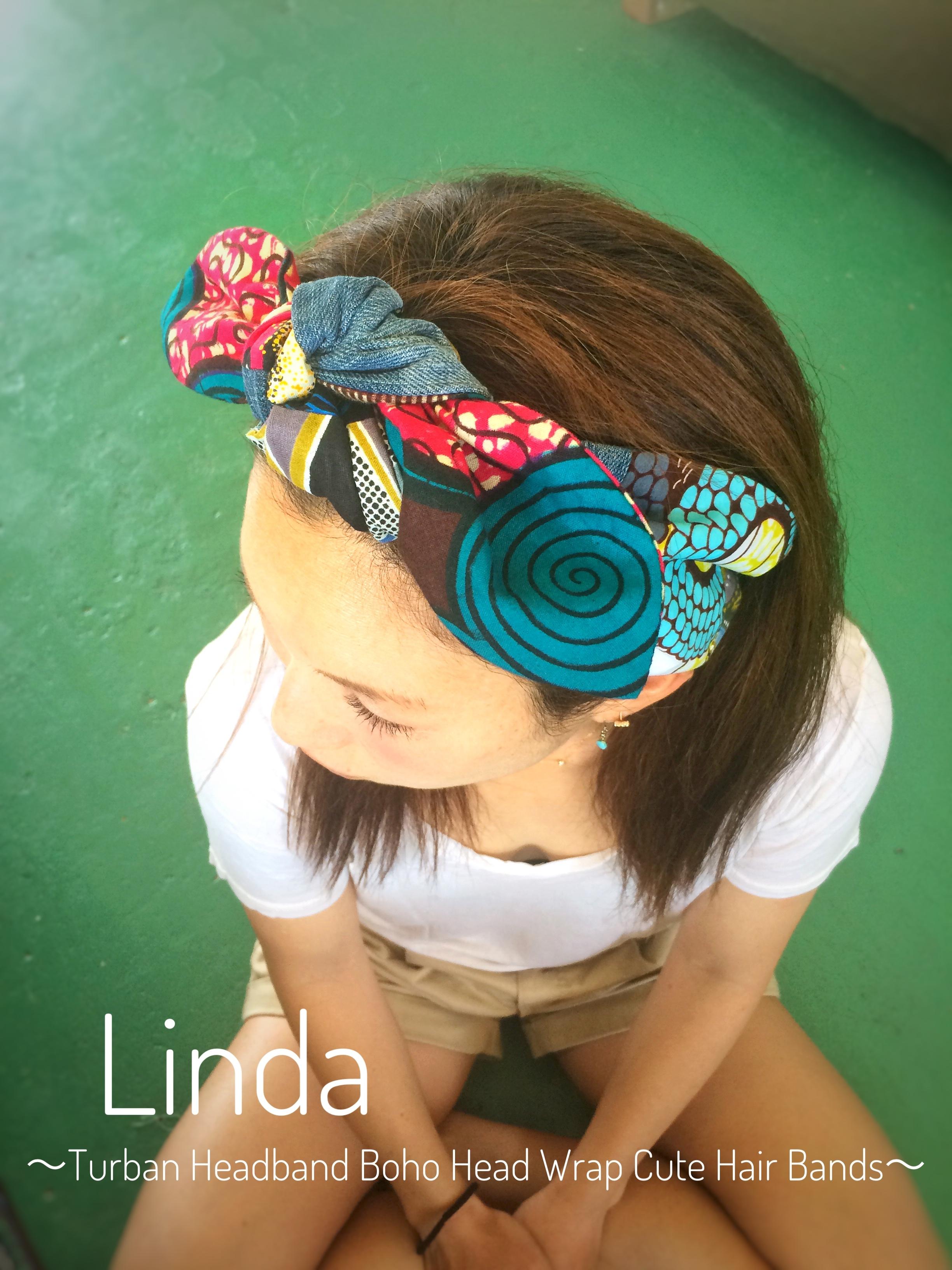Linda ターバン