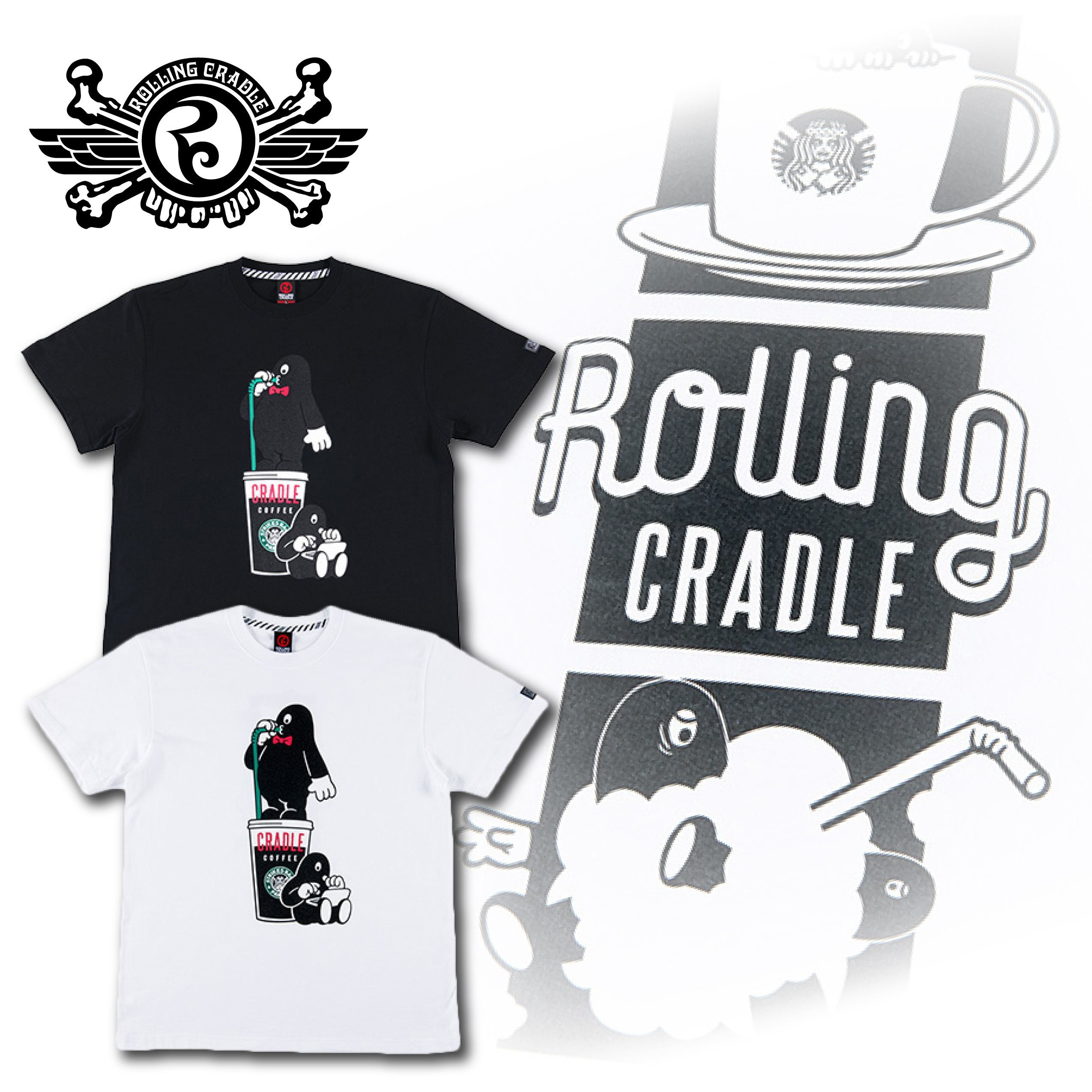 ROLLING CRADLE (ロリクレ) | CYCLOPS HOLIDAY -COFFEE BREAK-