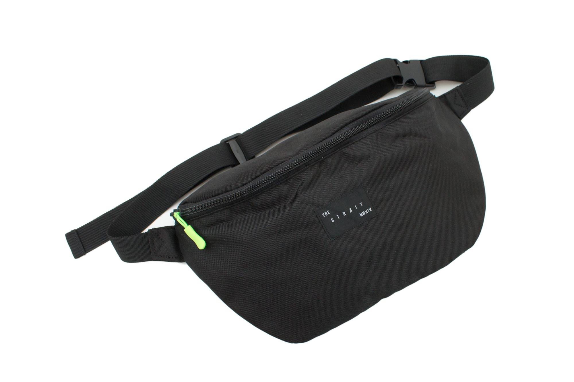TAG BODY BAG #BLACK