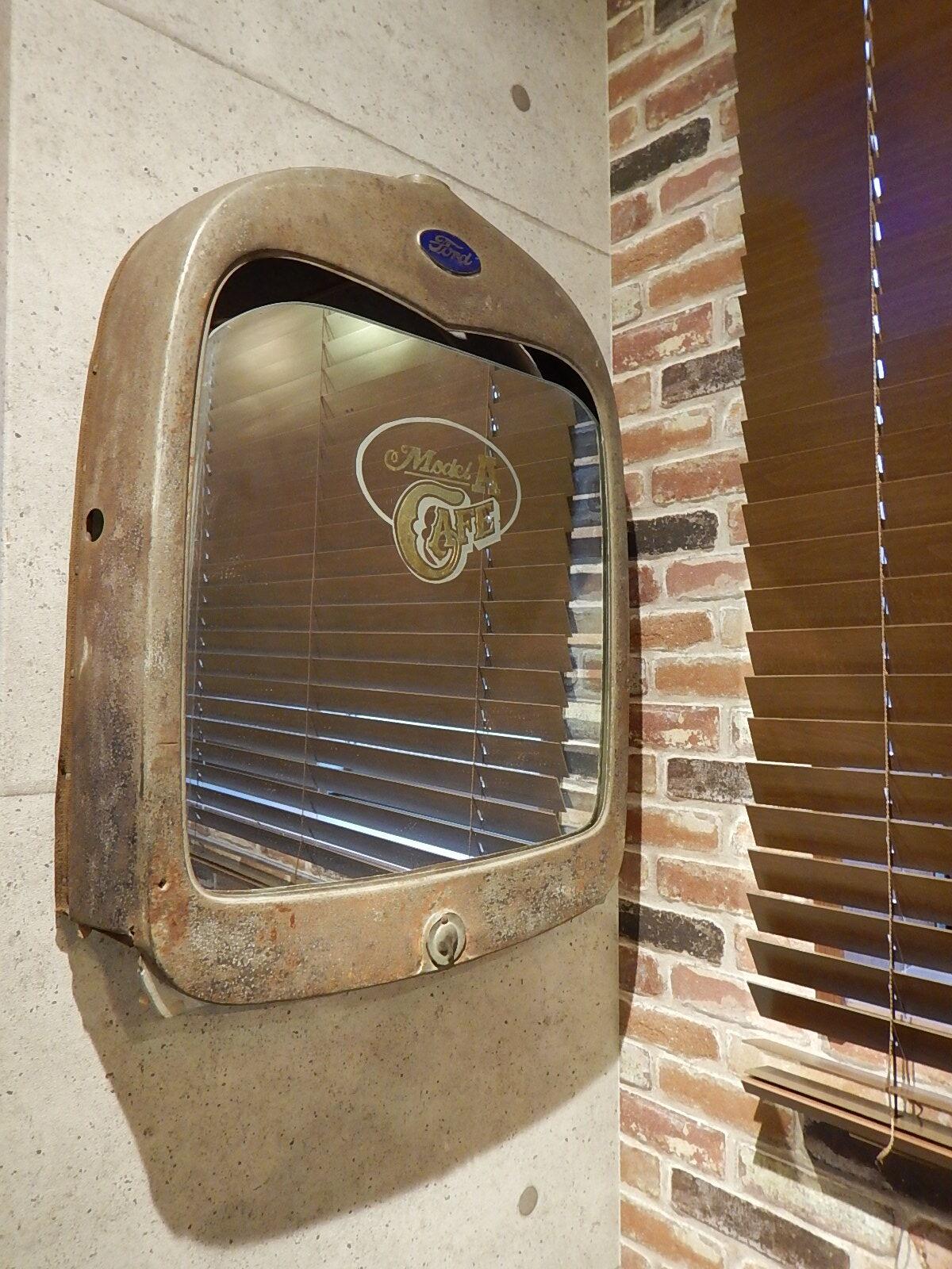 品番5674 Ford マスクミラー フォード 鏡 ヴィンテージ 012