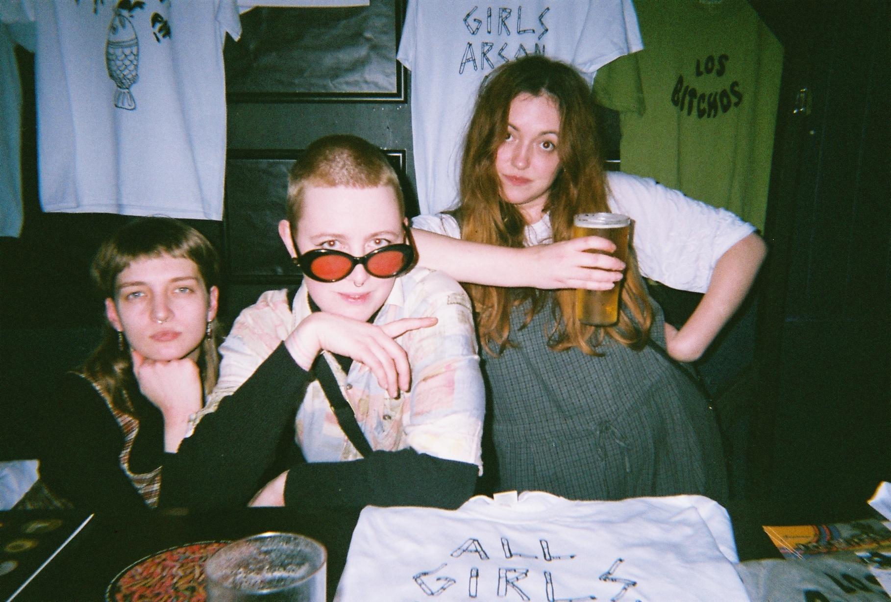All Girls Arson Club / Dark Fruits(Ltd 7inch)