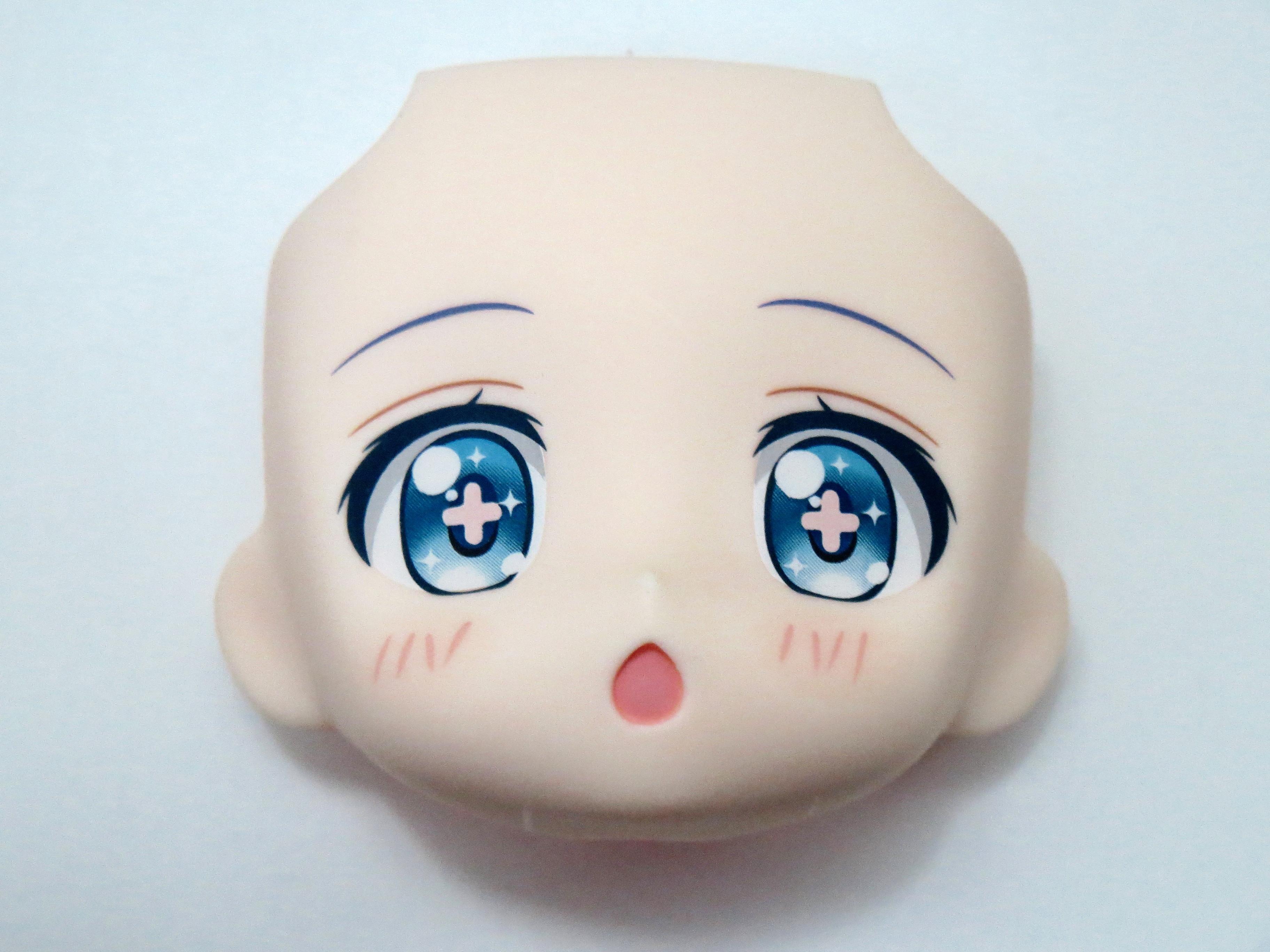 【558】 チノ 顔パーツ ときめき顔 ねんどろいど