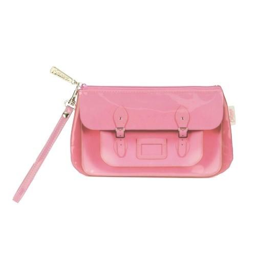 Satchel Pink Wristlet_STP4WR
