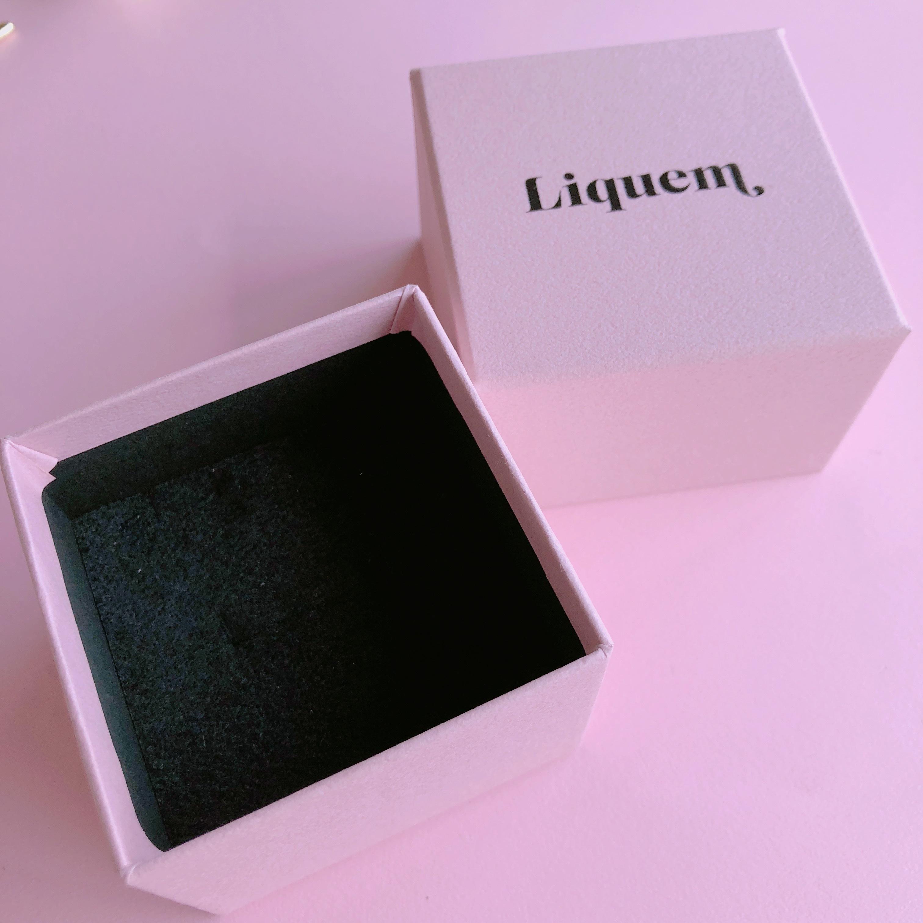 Liquem / ギフトBOXセット (ピンク)