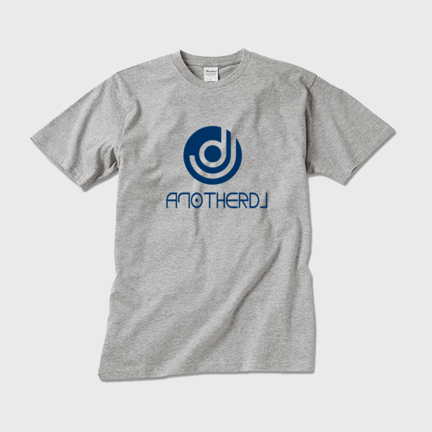 2016秋モデル『グレー』anotherDJ Mサイズ Tシャツ - 画像1