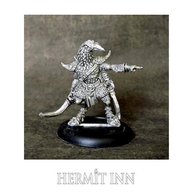 深淵の獣人:ターミガン - 画像1