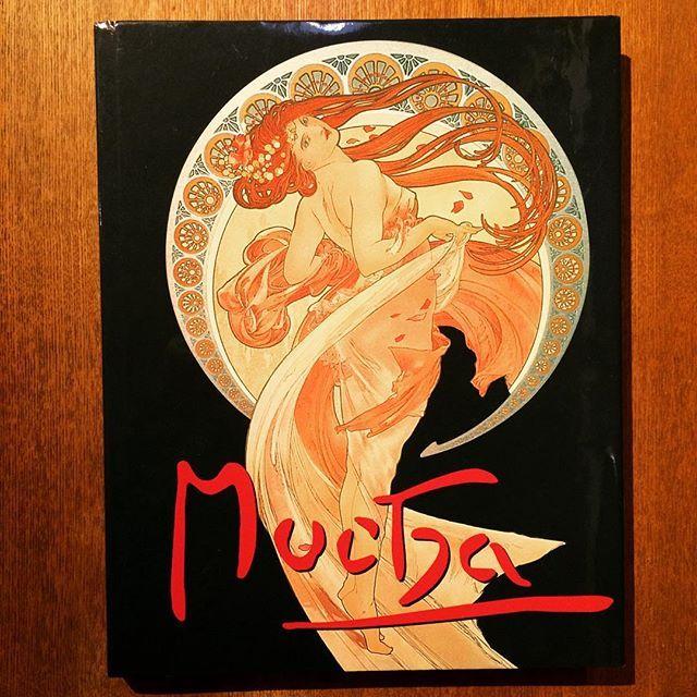 アルフォンス・ミュシャ画集「Alphonse Mucha」 - 画像1