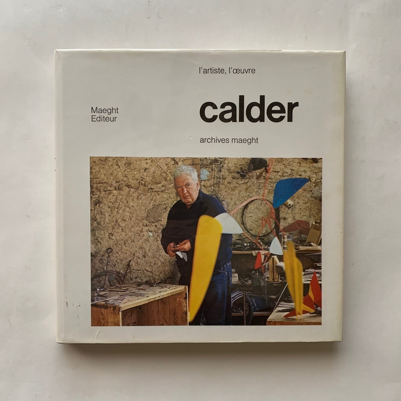 Calder l'artiste et l'oeuvre   /  アレクサンダー・カルダー