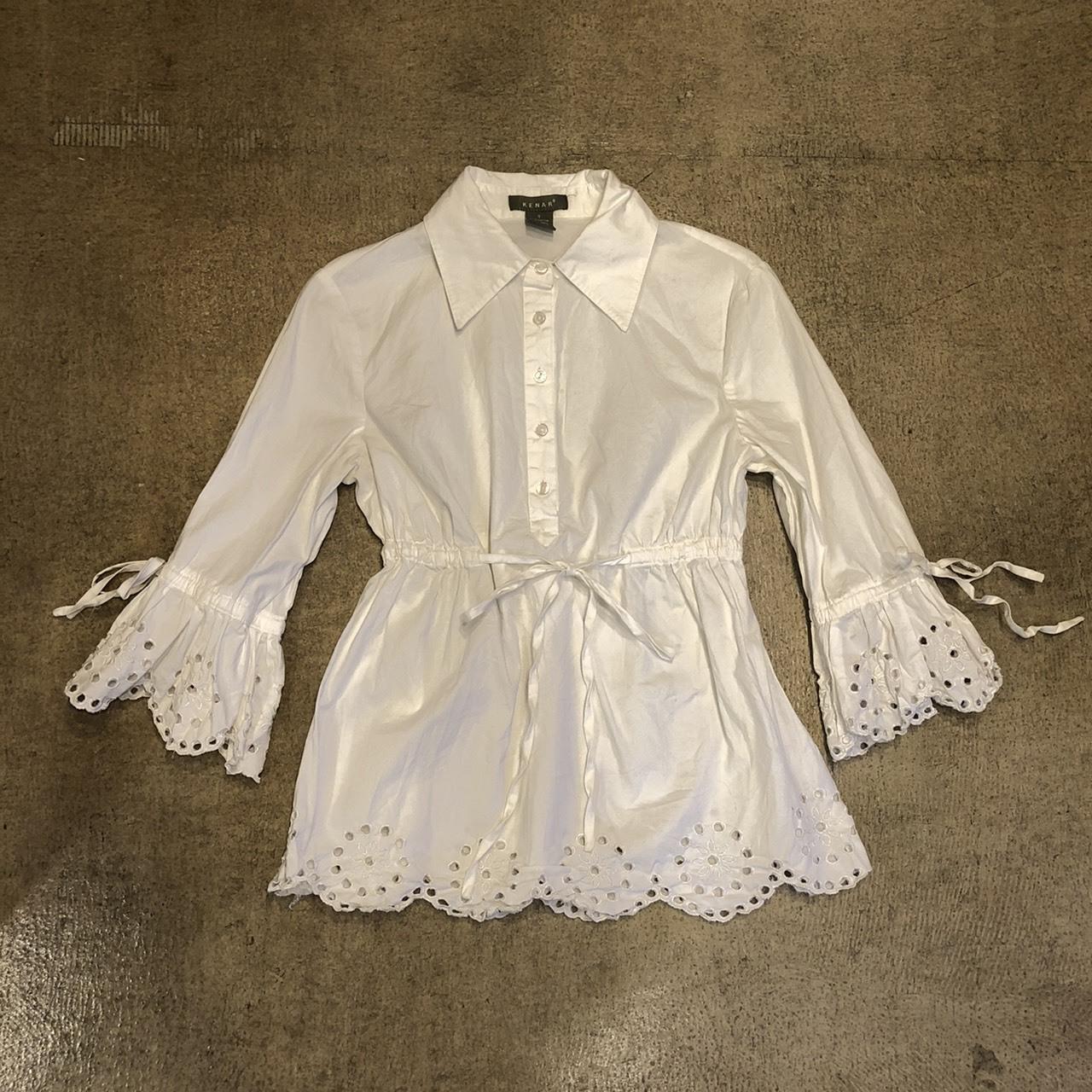 Kenar Lace Blouse ¥5,400+tax