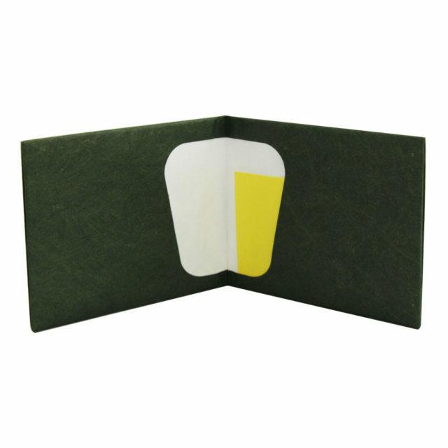LIXTICK PAPER WALLET – OLIVE GREEN / LIXTICK