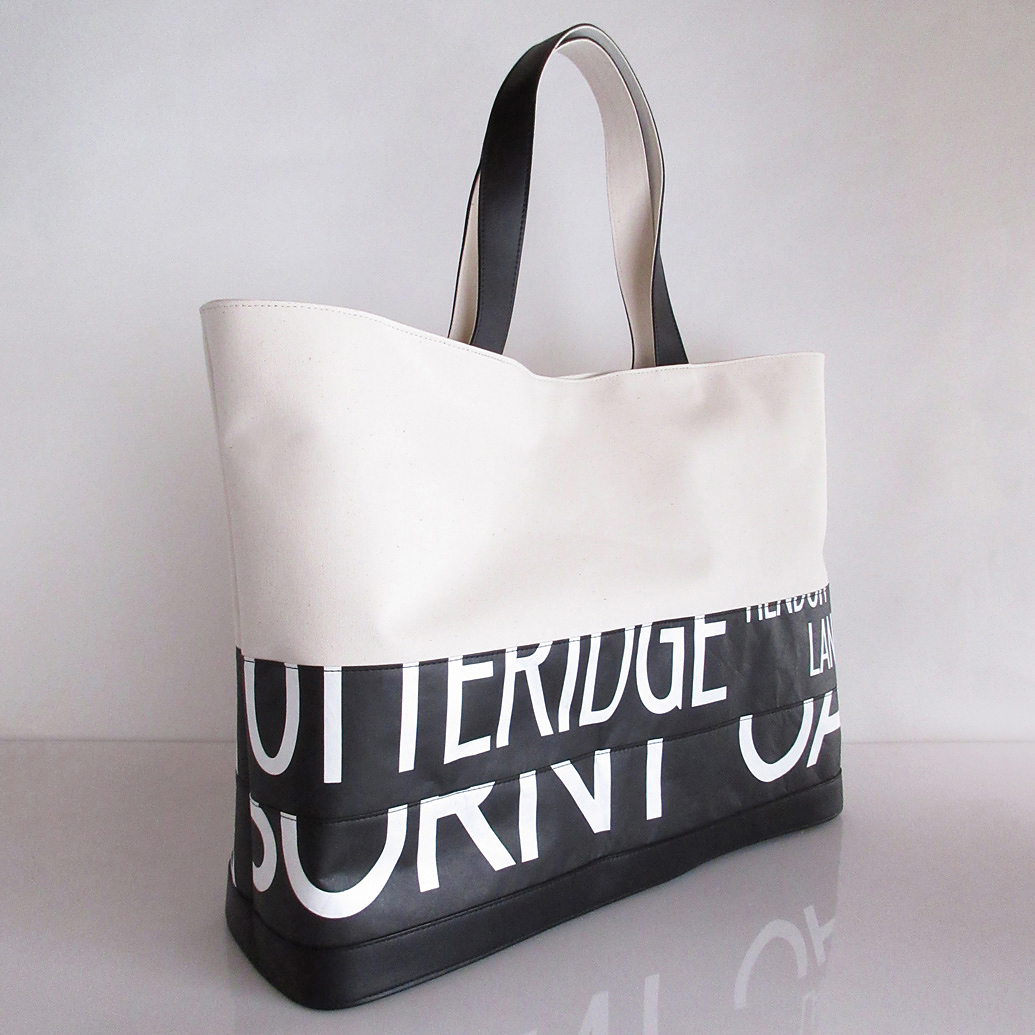 Tote Bag (L) / White  TLW-0006