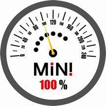 ゴーバッジ(オリジナル)(MINI 100%) - 画像1