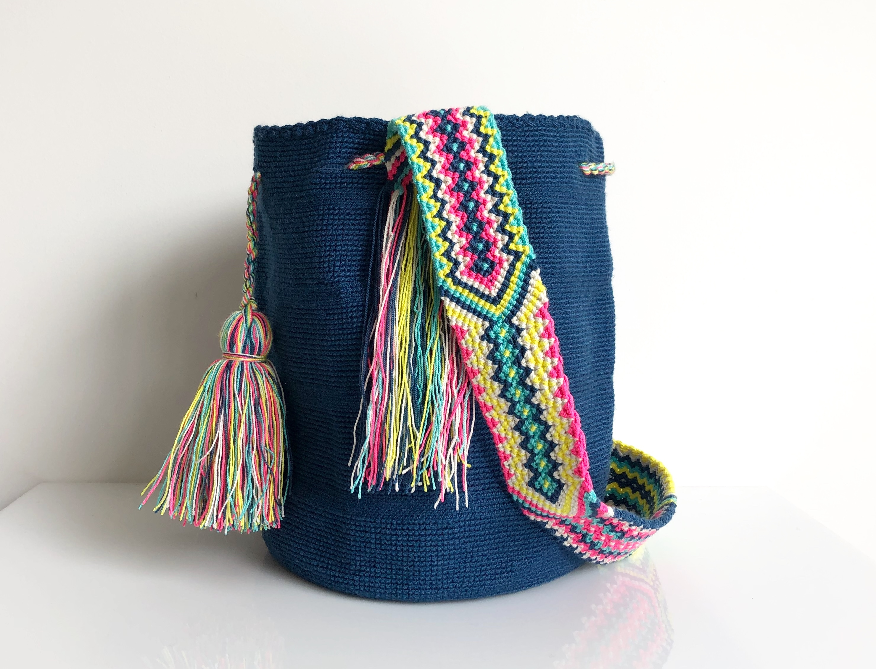 ワユーバッグ (Wayuu bag) Basic line Mサイズ