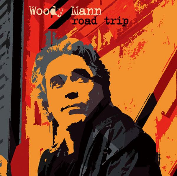 AMC1359 Road Trip / Woody Mann (CD)