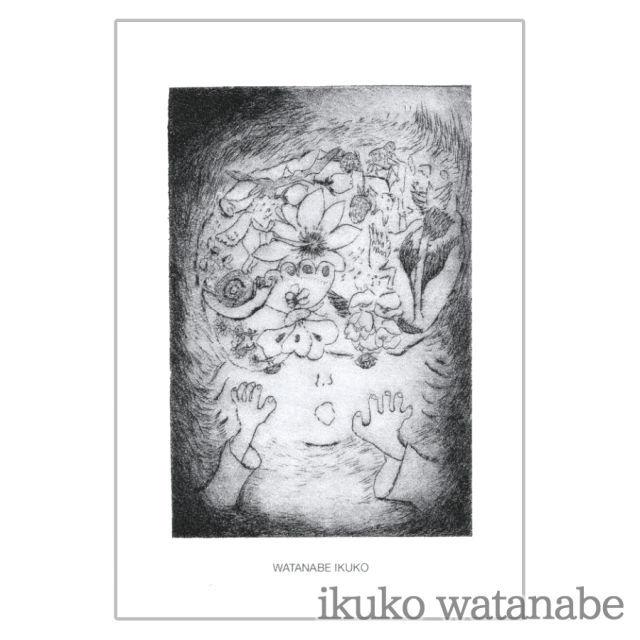 ポストカード - わたなべいくこ - no6-wat-03c