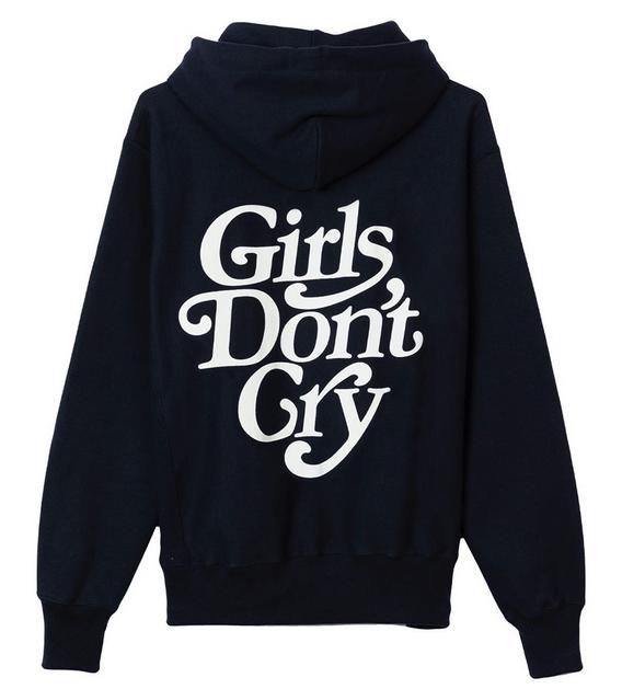 The Good Company x Girls Don't Cry Hoodie Sweatshirt