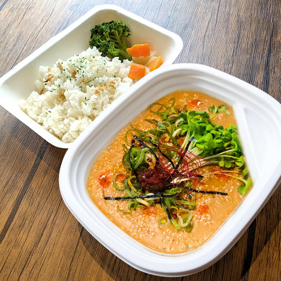 [ お弁当 ] 担々カレー / Dandan Curry / 担々咖哩便當